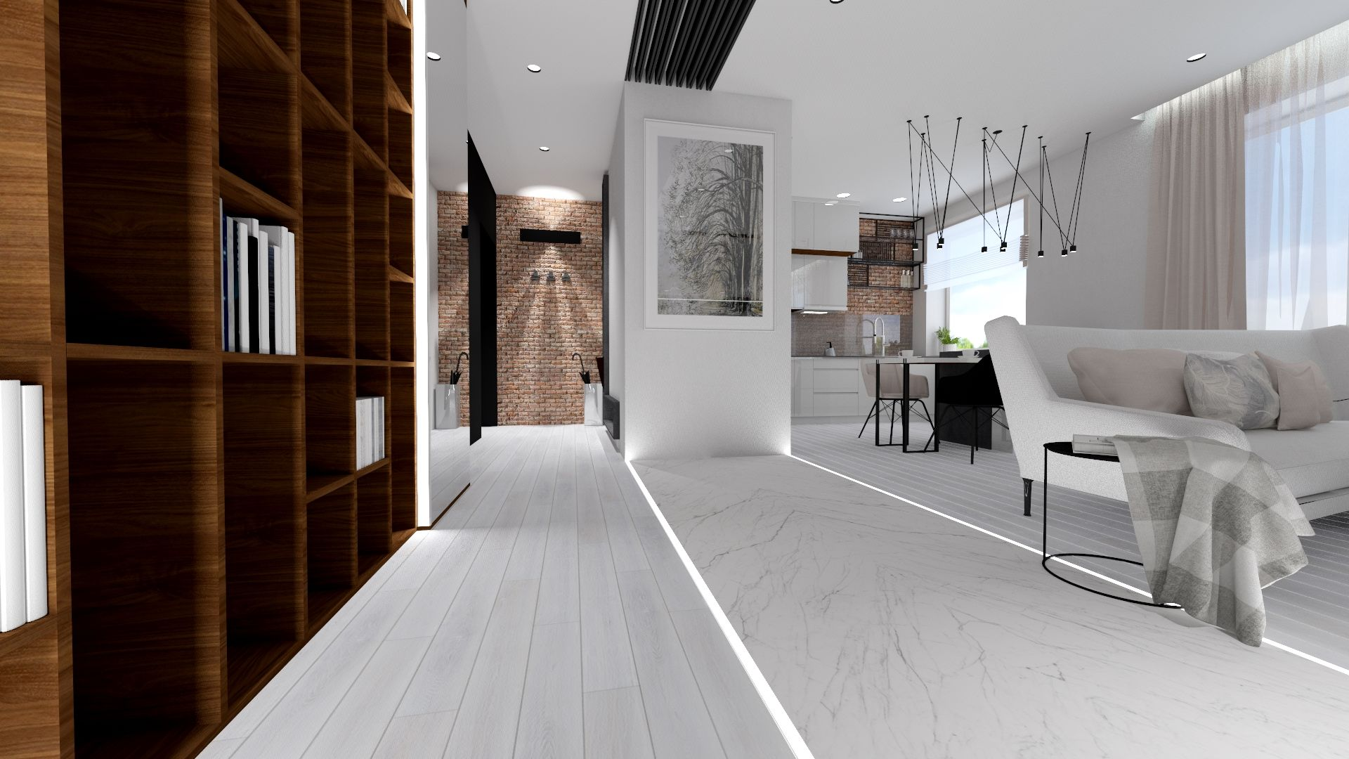 projektantpulawy-malgorzataczapla-flat-apartament-brick-industrial-beautiful-interior-design-designer 11