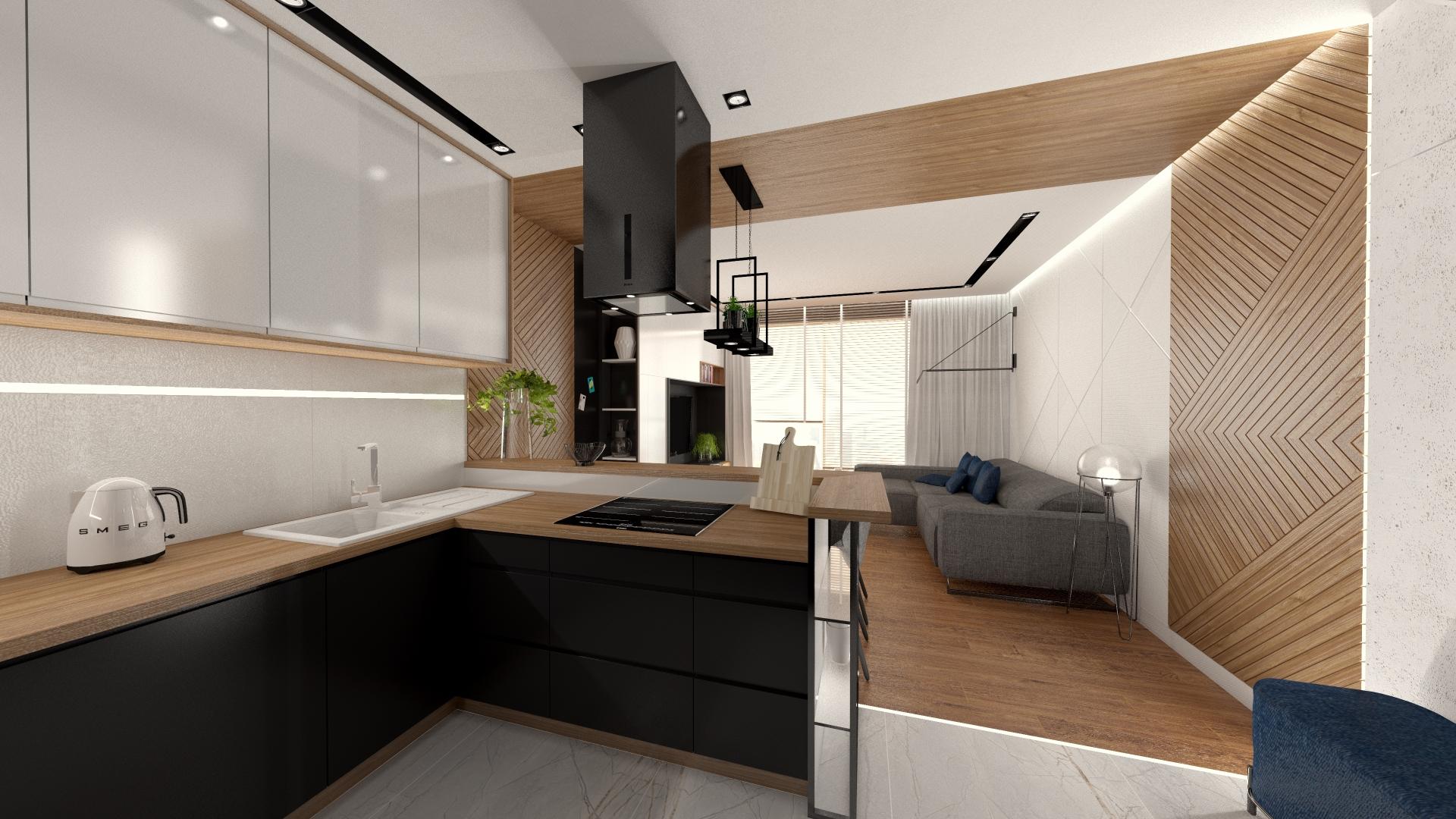 Jew kitchen kuchnia projektantpulawy pracownia projektowania wnetrz czapla malgorzata projekt interior design pulawy (2)
