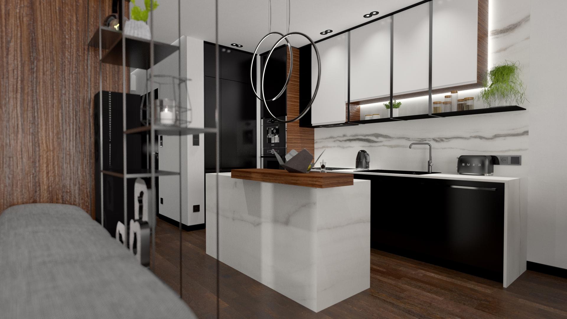 Ludw kitchen kuchnia projektantpulawy pracownia projektowania wnetrz czapla malgorzata projekt interior design pulawy (4)